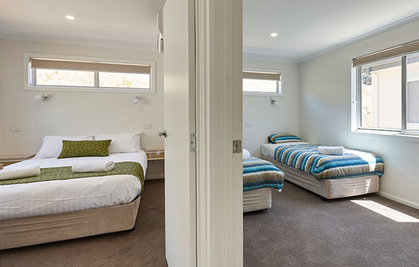 launcestonaccommodation-cityviewvillas-bedrooms