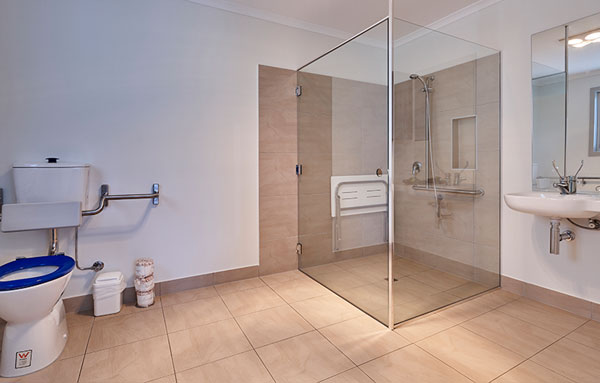 launcestonaccommodation-tamarvillas-bathroom