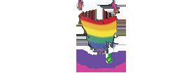 Rainbow Tasmania
